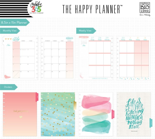 Happy Planner Stay Gold1