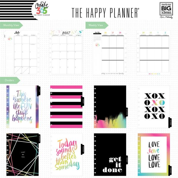 planner stay positive dividers1