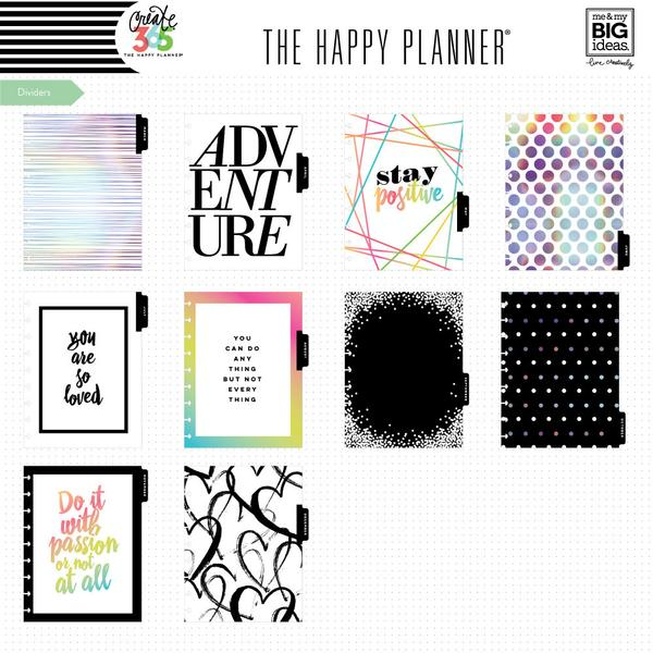 planner stay positive dividers2