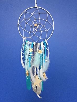 dreamcatcher bleu