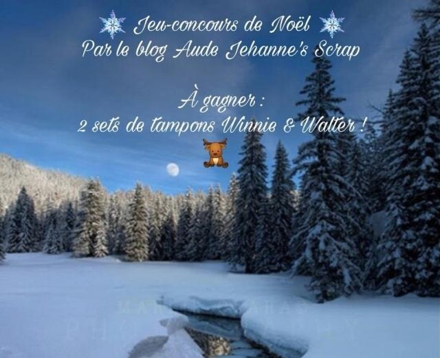 Concours Aude Jehanen Scrap Noel