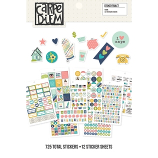 """""""Home"""" Stickers Tablet"""