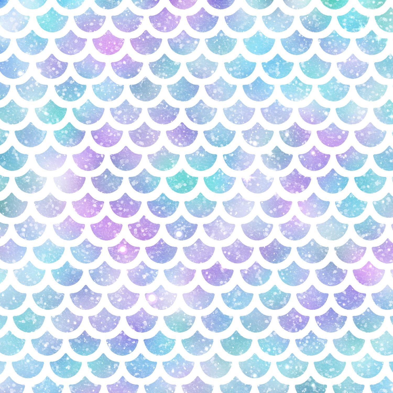 Kit-Digital-Sereia-Escamas-Roxo-e-Azul